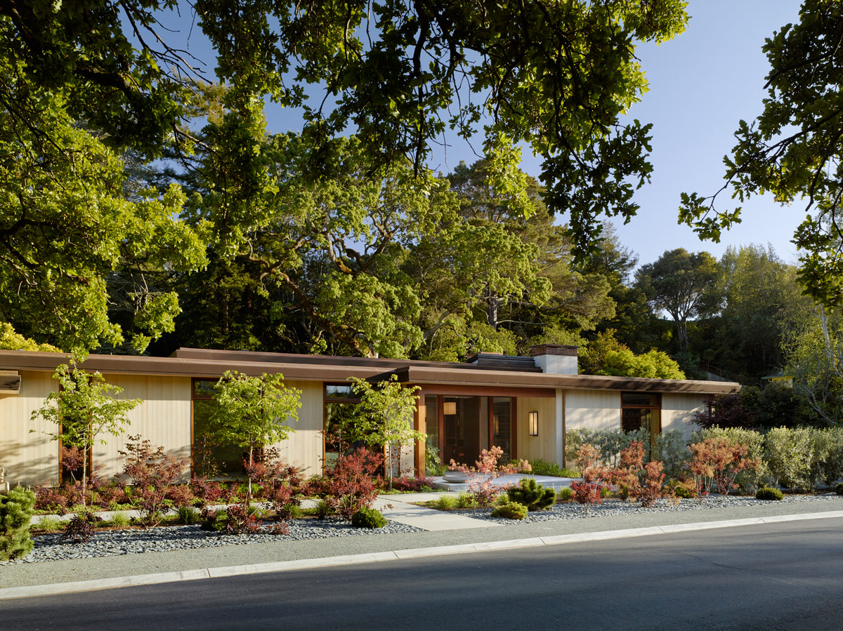 Charlie Barnett Associates Architects: Residential Architecture In The San  Francisco Bay Area   Hillsborough Residence III